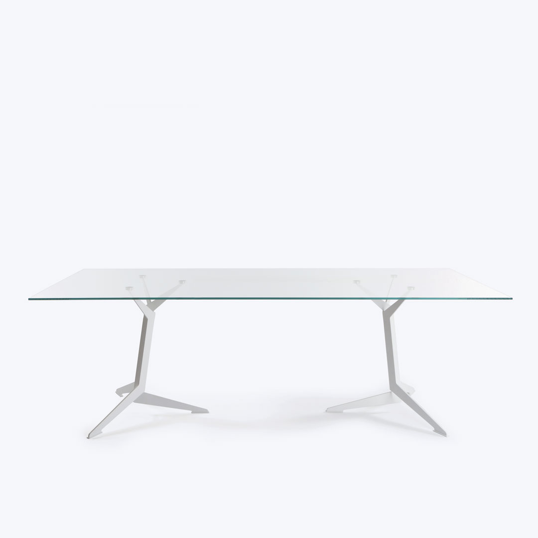 TRI table glass